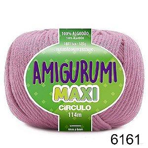 FIO AMIGURUMI MAXI 135 GR 114 MTS COR 6161