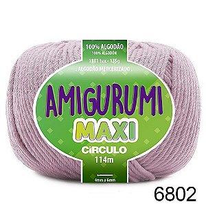FIO AMIGURUMI MAXI 135 GR 114 MTS COR 6802