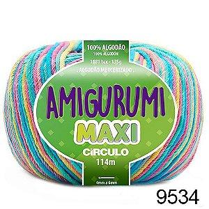 FIO AMIGURUMI MAXI 135 GR 114 MTS COR 9534 UNICÓRNIO