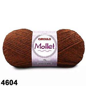FIO MOLLET CIRCULO COR 4604 100 G