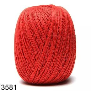 LINHA ANNE 500 COR 3581 PIMENTA VERMELHA