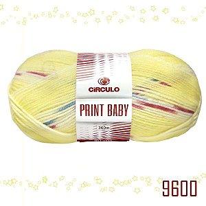 FIO PRINT BABY 360M CIRCULO COR 9600