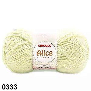 LA ALICE CIRCULO COR 333 ROSA CANDY 100G