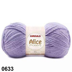 LA ALICE CIRCULO COR 633 100G