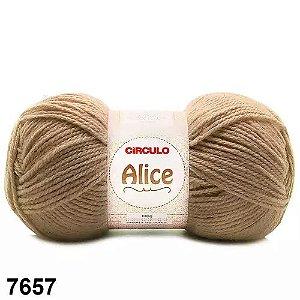LA ALICE CIRCULO COR 7657 AVELA 100G