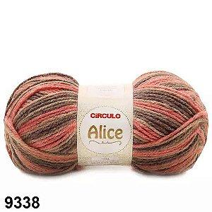 LA ALICE CIRCULO COR 9338 100G