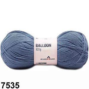 FIO BALLOON 100 GR PINGOIN COR - 7535