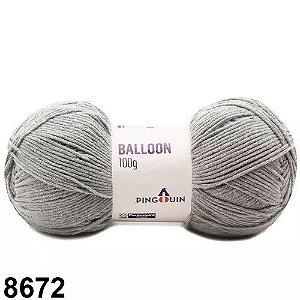 FIO BALLOON 100 GR PINGOIN COR 8672