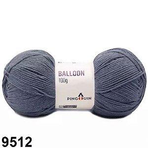 FIO BALLOON 100 GR PINGOIN COR 9512