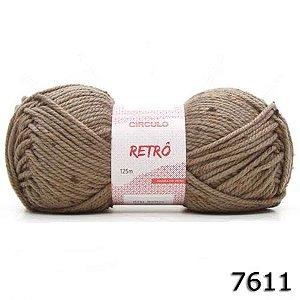 FIO RETRO 125 M CIRCULO COR 7611