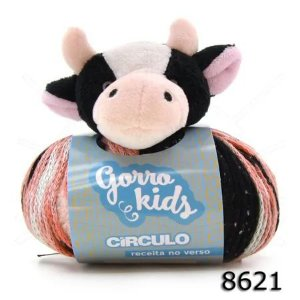 GORRO KIDS CIRCULO 110 M COR 8621