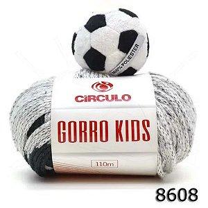 GORRO KIDS CIRCULO 110 M COR 8608
