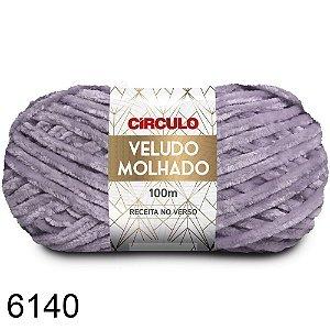 FIO VELUDO MOLHADO 100 MTS CIRCULO COR 6140