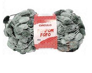 FIO POMPOM FOFO 45 M CIRCULO COR 5014