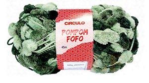 FIO POMPOM FOFO 45 M CIRCULO COR 5031