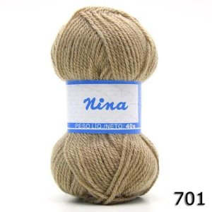 FIO NINA 40GR COR 701