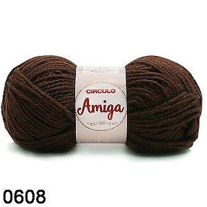 FIO AMIGA 100 GR COR 608