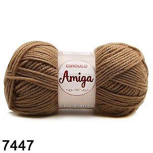 FIO AMIGA 100 GR COR 7447
