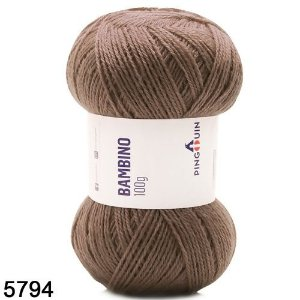 FIO BAMBINO PINGUIM 100 G COR 5794