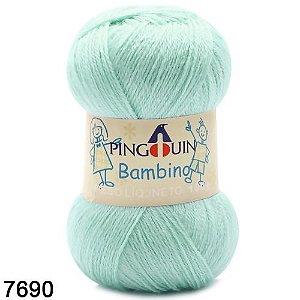 FIO BAMBINO PINGUIM 100 G COR 7690