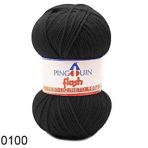 FIO PINGOUIN FLASH 100G COR 100