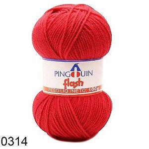 FIO PINGOUIN FLASH 100G COR 314