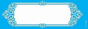 ESTENCIL 10X30 MOLDURA ARABESCO III OPA2918