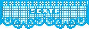 ESTENCIL 10X30 NEGATIVO RENDA SEMANA VI OPA2679
