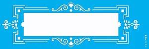 ESTENCIL 10X30 MOLDURA COLONIAL OPA2424