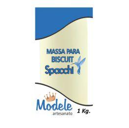 MASSA BISCUIT 001 NATURAL 1 KG MODELE