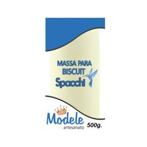 MASSA BISCUIT NATURAL 500 G MODELE