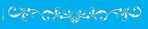 ESTENCIL 6X30 ARABESCO COLONIAL OPA2409