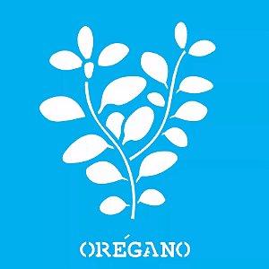 ESTENCIL 14X14 TEMPERO OREGANO OPA2017