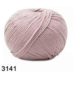 FIO AMIGURUMI SOFT 150 MTS COR 3141 MENINA