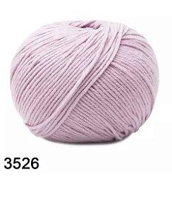 FIO AMIGURUMI SOFT 150 MTS COR 3526 ROSA CANDY
