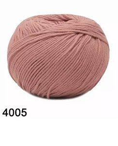 FIO AMIGURUMI SOFT 150 MTS COR 4005 TERRA