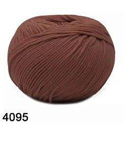 FIO AMIGURUMI SOFT 150 MTS COR 4095 RUM