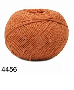 FIO AMIGURUMI SOFT 150 MTS COR 4456 LARANJA