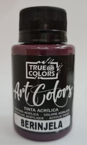 TINTA ACRILICA ARTCOLORS 60 ML BERINJELA