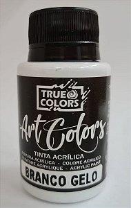 TINTA ACRILICA ARTCOLORS 60 ML BRANCO GELO