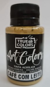 TINTA ACRILICA ARTCOLORS 60 ML CAFE COM LEITE