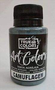 TINTA ACRILICA ARTCOLORS 60 ML CAMUFLAGEM