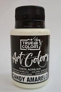 TINTA ACRILICA ARTCOLORS 60 ML CANDY AMARELO