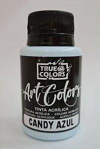 TINTA ACRILICA ARTCOLORS 60 ML CANDY AZUL