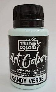 TINTA ACRILICA ARTCOLORS 60 ML CANDY VERDE
