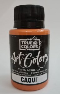 TINTA ACRILICA ARTCOLORS 60 ML CAQUI