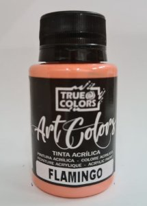 TINTA ACRILICA ARTCOLORS 60 ML FLAMINGO