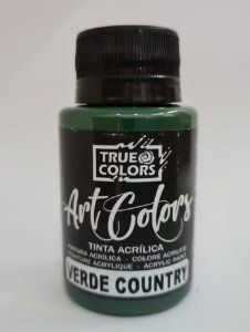 TINTA ACRILICA ARTCOLORS 60 ML VERDE COUNTRY