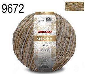 FIO GLOBE 200 GR COR 9672