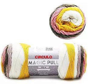 FIO MAGIC PULL 306 MTS CIRCULO COR 9428 MESC CAMPO